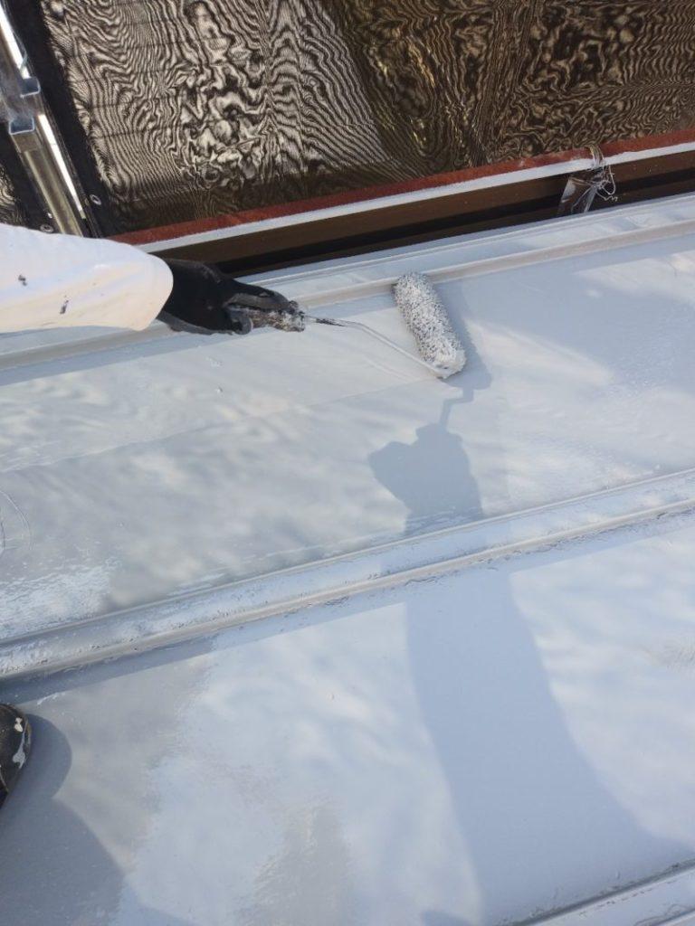 足立区 屋根塗装_210222 (22)