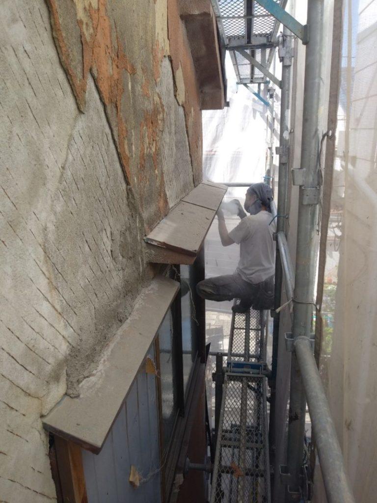 葛飾区 外壁塗装_210407 (14)