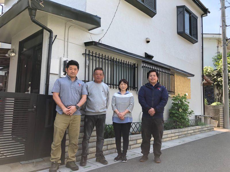 埼玉県 屋根・外壁塗装、床下工事210426 (3)