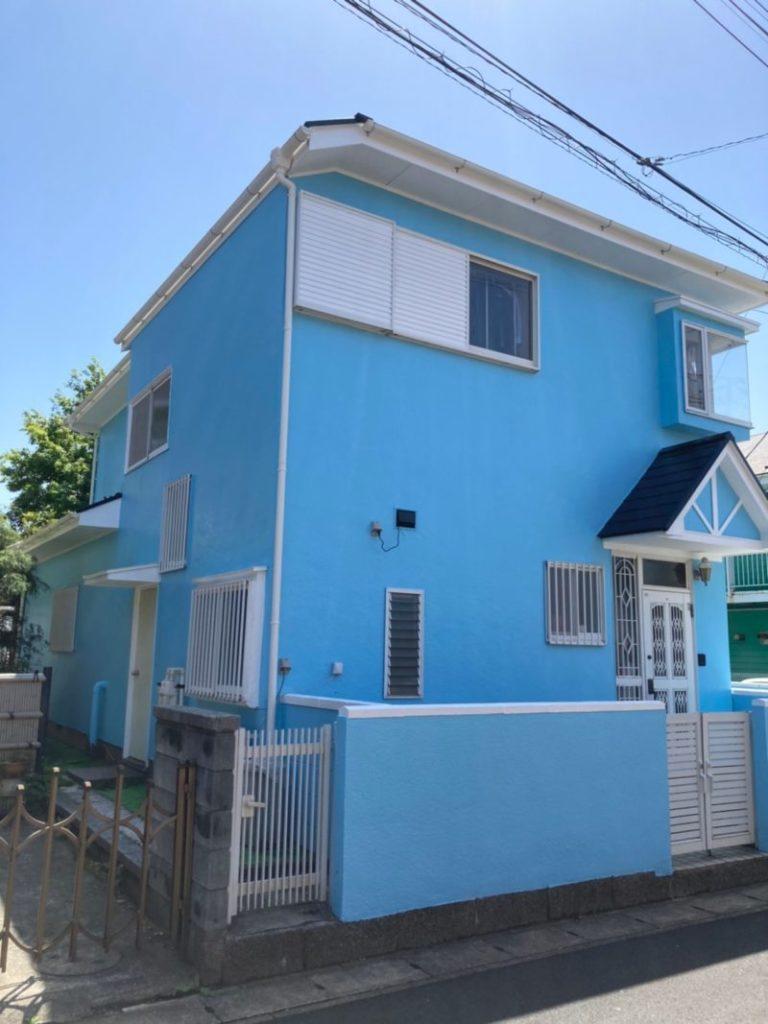 千葉県 外壁屋根塗装、雨樋交換_210508 (13)