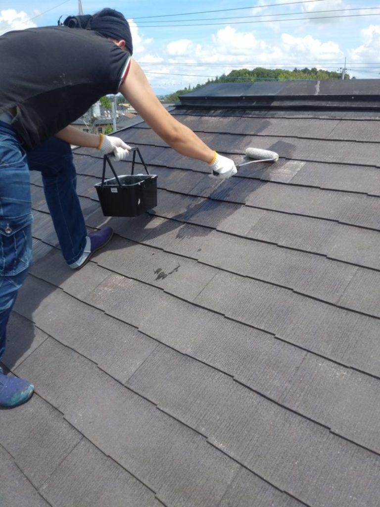 印西市 屋根塗装_210718 (14)